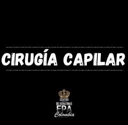 paso a paso de cómo aplicar la cirugía capilar de Epa Colombia